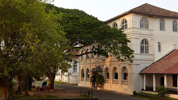スリランカ世界遺産の街ゴール</p>AMANGALLAに泊まる3泊5日