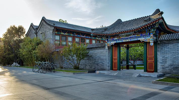 新たな中国の魅力発見</p>AMAN  SUMMER PALACE2泊3日