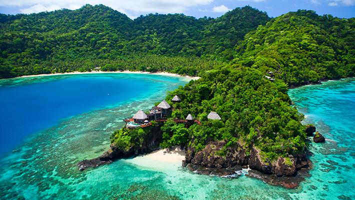 Laucala Island Resort -パーフェクトパラダイス in Fiji-3泊5日