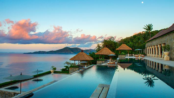 インド洋の水の宮殿AMANKILA3泊5日