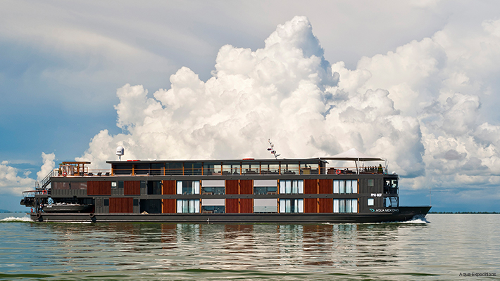 アクアメコンで巡るメコン川の旅