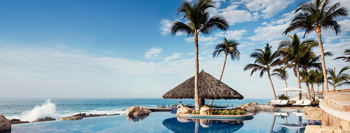 ロス カボスを代表する最高級リゾート</p>ワン&オンリー パミラ3泊6日