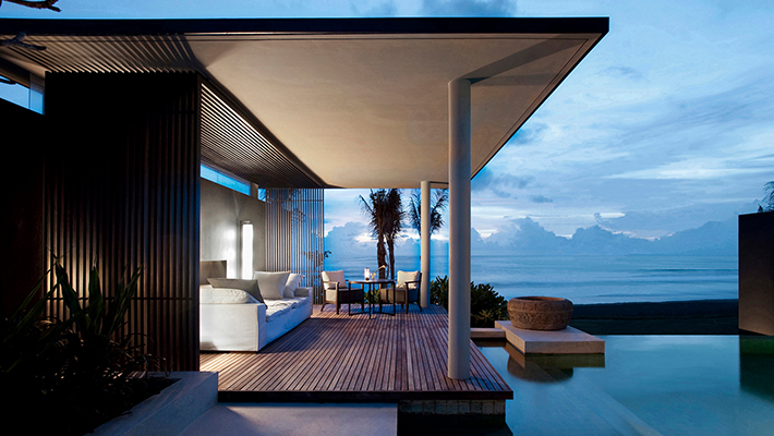 インド洋と田園を望む隠れ家 </p>スーリ バリ3泊5日