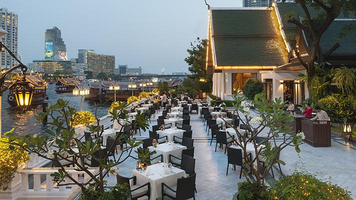 タイが誇る世界屈指の名門ホテル</p>マンダリンオリエンタル 3泊4日