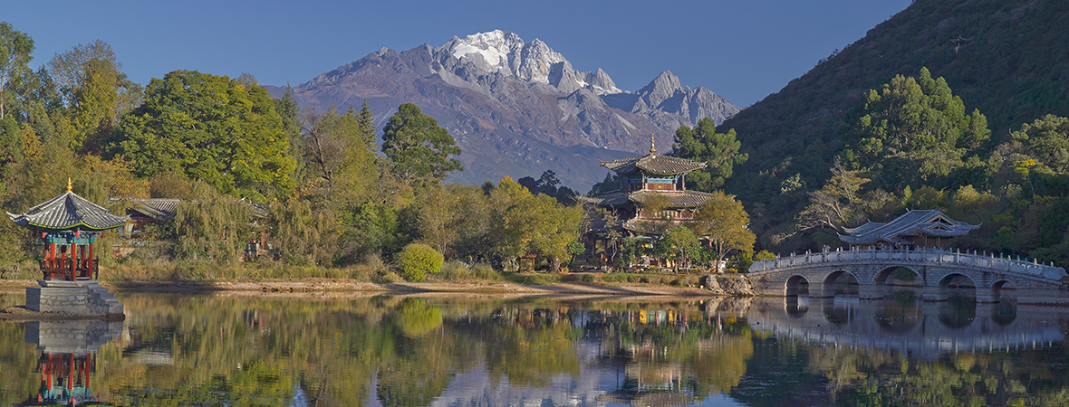 麗江古城を満喫するAMANDAYAN3泊4日