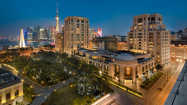 ペニンシュラ上海