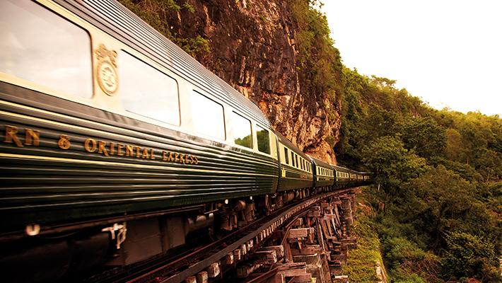 豪華列車イースタン&オリエンタル エクスプレスで行く、マレー半島縦断