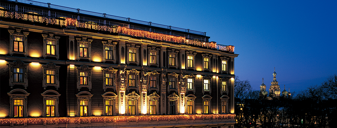 ベルモンド グランド ホテル ヨーロッパ
