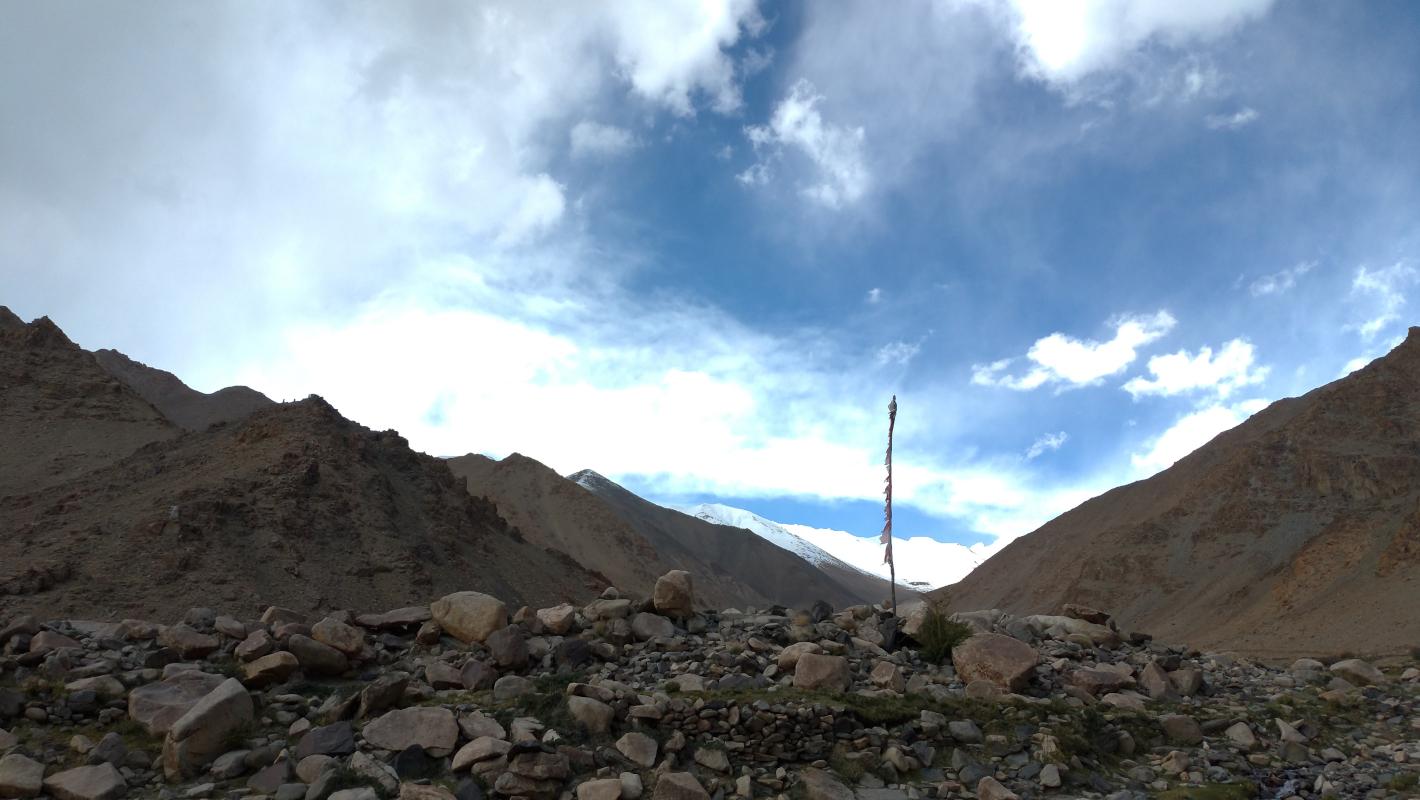 天空のラダック、遥かなる祈りの地へ
