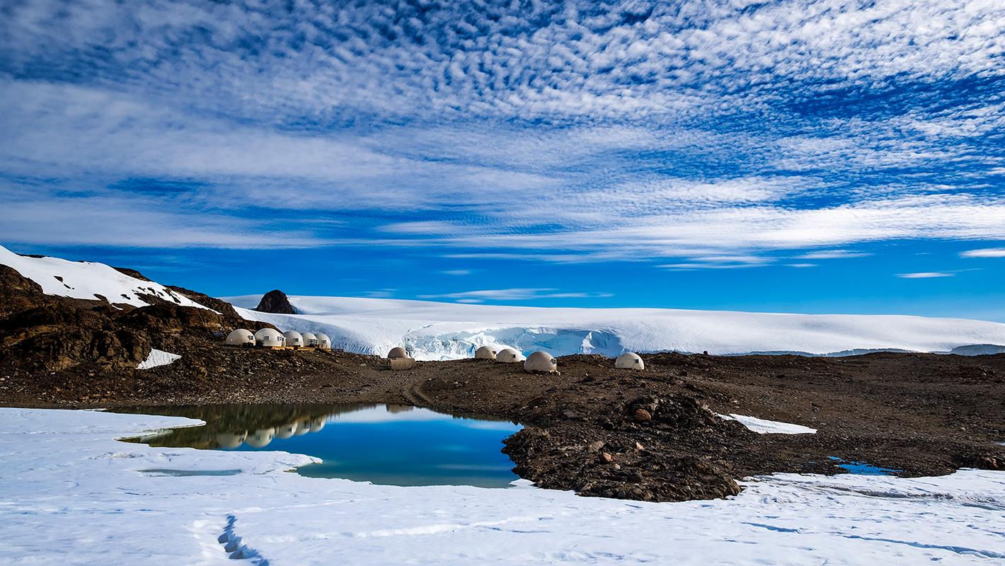 ホワイトデザート 究極の南極旅行へ【前編】