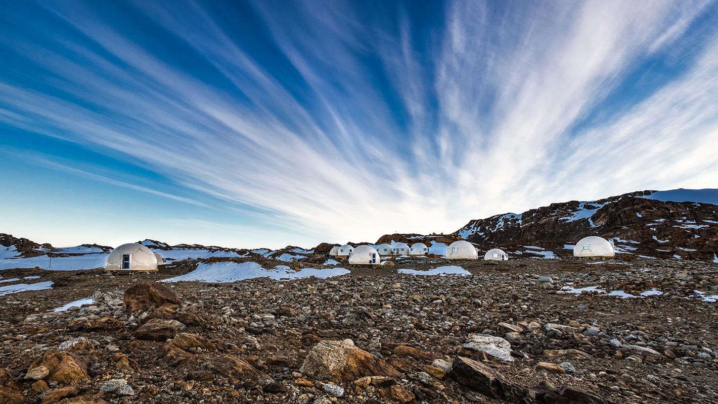 究極の南極旅行 ~EMPERORS AND SOUTH POLE~